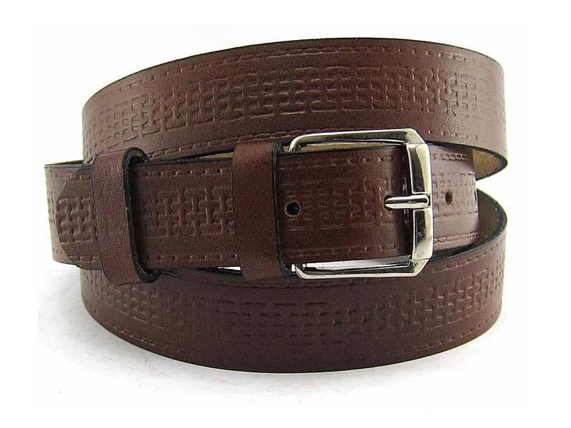 03140009-1c cinturón caballero piel