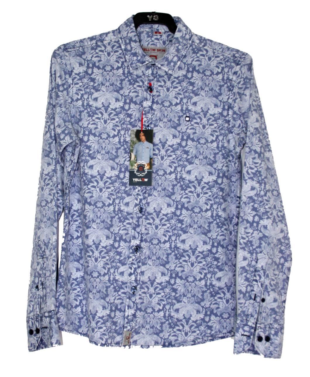camisa-azul-gris-manga-larga