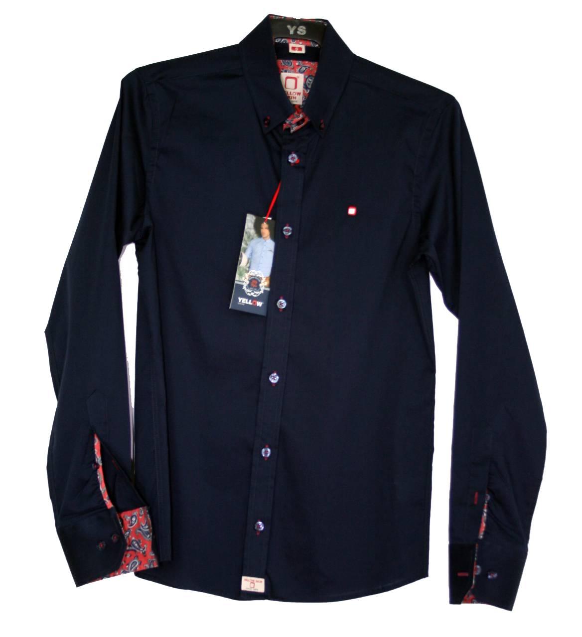 camisa-azul-marino-manga-larga